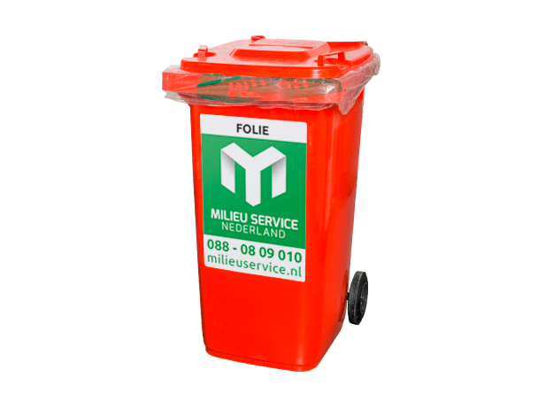 Rolcontainer 240 liter folie