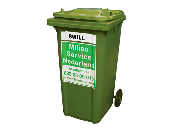 Rolcontainer 240 liter swill