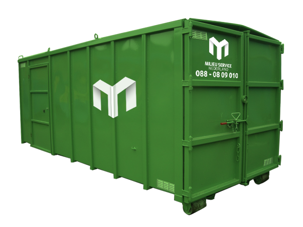 Magazijncontainer 35m3